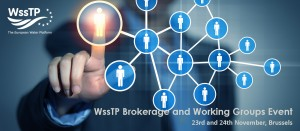WssTP Brokerage and Working groups event