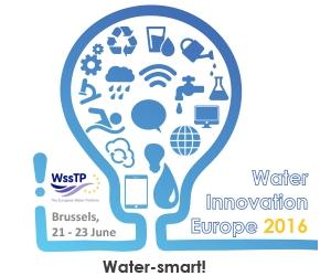 Water Innovation Europe logo