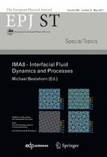 2015 11 The European Physical Journal Special Topics, Volume 224, Issue 14-15