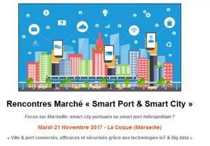 Smart port affiche